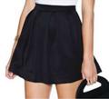 2015 nuevo diseño de tejido de algodón de las mujeres casual falda de skate
