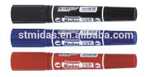 big double tip marker pen, Permanent marker pen,new mark pen MDS-304
