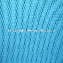 Pure polyester bird 's-eye cloth