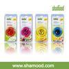 Shamood Manufacturer 2014 New Car Vent Air Freshener Perfume