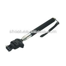 Portable Handheld Flexible Telescopic Extendible Phone Monopod Photo for Camera DV Camcorder Video Holder