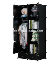 Can DIY Design Hot Wardrobe Closets with Various Color