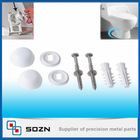 toilet seat screw with washer