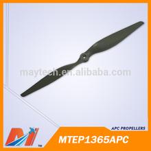 Maytech plastic propeller 13inch for RC model airplane jet