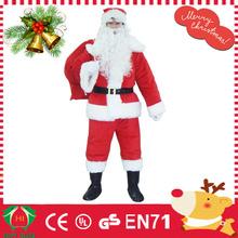 oi quente vendas engraçado velo natal papai noel terno