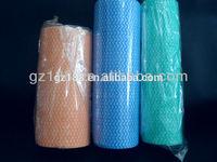 produce mesh spunlace nonwoven fabric felt fabric