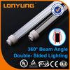 T10 double-side new design 1200mm modern led red tube light sex 24W for indoor lighting