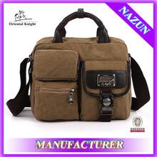 custom khaki canvas bag,korean good quality canvas bag cheap suppliers