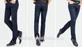 el hombre con estilo de jean y exportador en china