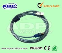 Hign premium gold plated male to female1.8m hdmi/Vga/Rca/USB cable