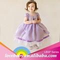 2014 venda quente vestidos da menina boutique atacado batismo vestidos da menina