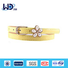 Fashion kids PU belt children PU belt