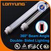 T10 double-side Factory Supply Germany TUV ube8 led light tube 8 china