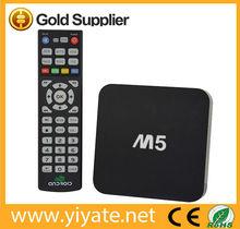 Amlogic S805 Quad Core tv box 1GB/8GB 4K enjoy tv android tv set top box