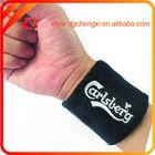 2014 New Design Stylish Cotton Wristband / Sweatband Wrist Sweat Band