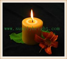 logos of sports companies pillar candle