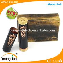 Hottest!!Youngjune alibaba express akuma mod China supplier mechanical akuma mod in stock wholesale akuma mod
