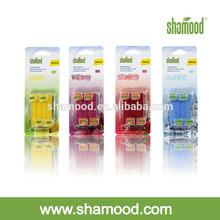 Shamood Brand Scented Plastic Car Vent Stick Air Freshener