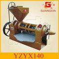 yzyx140 pressa a vite del prezzo del petrolio expeller