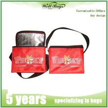 Wholesale outdoor folding cooler bag ,folding shopping bag