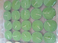 canned heart of palm citronella Candle