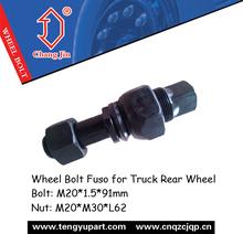 Wheel Bolt Fuso for Truck Rear Wheel