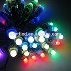 Wit-Lighting 50pcs WS2811 Full Color Digital Diffused RGB LED Pixel 12mm 5V Waterproof
