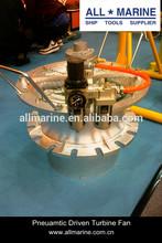 Ptf-400 pneumatico fan turbina azionata