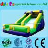 mini kids slide/small inflatable slide for kids