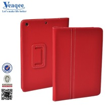 Veaqee New mobile belt buckle pu leather case for ipad mini