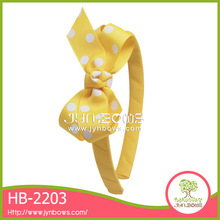 2012 Hot style hair band with rabbit ear hair band