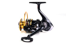 High quality Wholesale PIO Fishing Reels Spinning Wheel Fishing Tackle Front Drag Spinning Reel 5BB