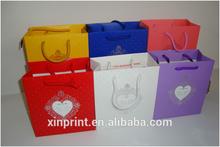 Festival celebration paper bag