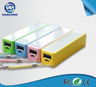 2014 High quality mini power bank supply for business,tourism,travel with CE, ROHS certification