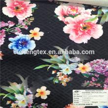 E Shaoxing cicheng make-to-order 100% polyester mattress printed knitting fabric