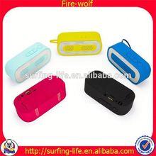 Speaker With Various Music Input Ways Aaa Battery Speaker