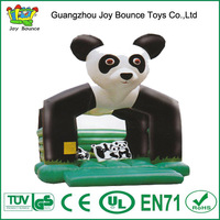 high quality panda inflatable bouncer,bounce castle inflatable,panda bouncer