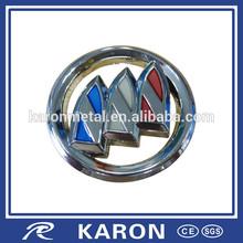 cheap quality custom made metal emblem for cars