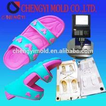2014 fashion style eva girl slipper mould