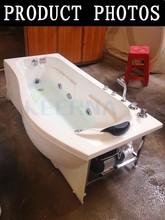 Hot sale High Quality cheap best acrylic corner massage bathtub