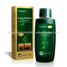 Chinese Herb Formula Anti-hair Loss Hair Growth Shampoo hair loss best herbal shampoo