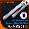 T10 double-side Aluminum housing Australia SAA 18w 4ft tube8 led light tube