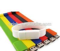 Bulk silicon USB Flash Drive , Gift USB , Customize USB logo .