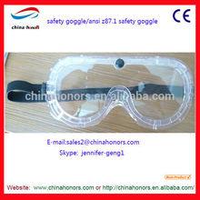 safety goggle/ansi z87.1 safety goggle