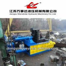 Y83-160 Press Aluminum Scrap Metal Compress Machine (high quality)