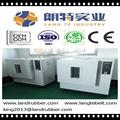de alta resistencia a la tracción resistente al álcali cinta transportadora utilizados para laindustria especiales y lainvestigación