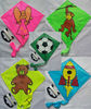 Mini Diamond kites, Easy to Fly Children's Kite by Spirit of Air, custom make