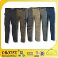 une solution durable Pantalons EN11611and EN11612 HRC2 coton FR pour les lieux de travail dangereuses