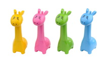 plastic giraffe pen