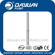 YA3.6 1.5'' 3.6m3/h submersible deep well pump